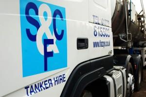 S & C Foster Tanker